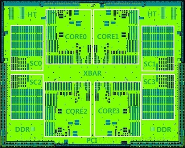 国产骄傲!龙芯新架构CPU正式发布 目标直指Intel