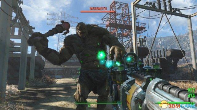 《辐射4》游戏开发进度已接近完成 11月给你好看