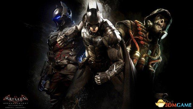 《蝙蝠侠:阿卡姆骑士》PC升级补丁将很快完成