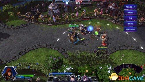 英雄风暴猎魔人维拉全方位攻略维拉玩八月欧洲游攻略图片
