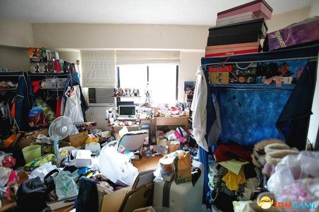 凌乱也能成为萌点?台湾玩家拍宅女房间主题写真赏