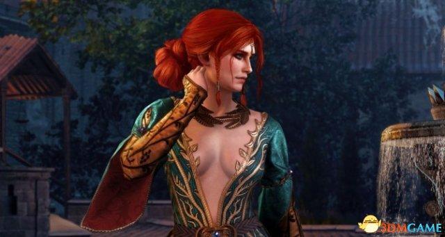 《巫师3》Ciri新外装DLC暂时不发布 Triss戏份增加