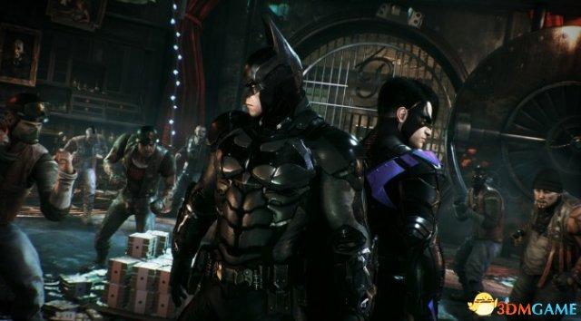 不再延期到秋季!《蝙蝠侠》新作PC版发售日曝光
