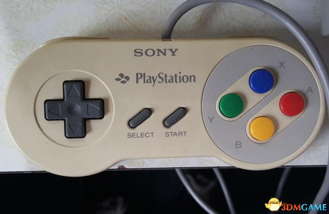游戏黑历史:任天堂版本PlayStation主机图片曝光