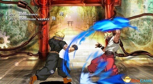 2D格斗游戏《八咫乌:灾变攻击》前瞻与游戏演示