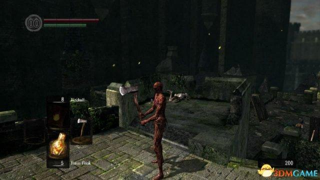 摸黑打怪!《黑暗之魂》Limbo Mod让游戏风格突变