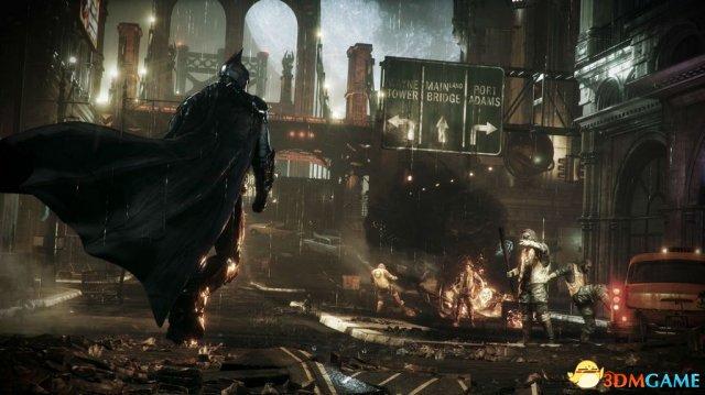 蝙蝠侠阿卡姆骑士 画面帧数优化心得 终极优化手段