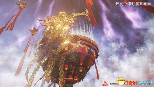 """<b>虚幻4打造惊艳国产新作 """"九凤RPG""""新图完爆仙剑6</b>"""