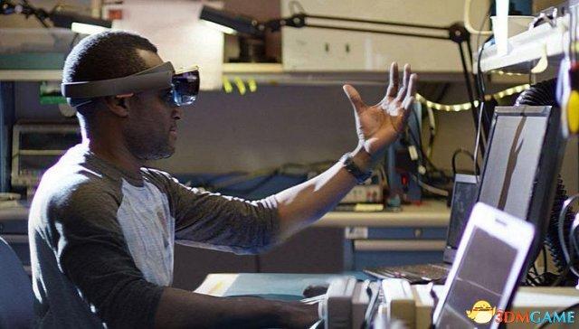 微软:HoloLens主要不是玩游戏 企业应用是重心