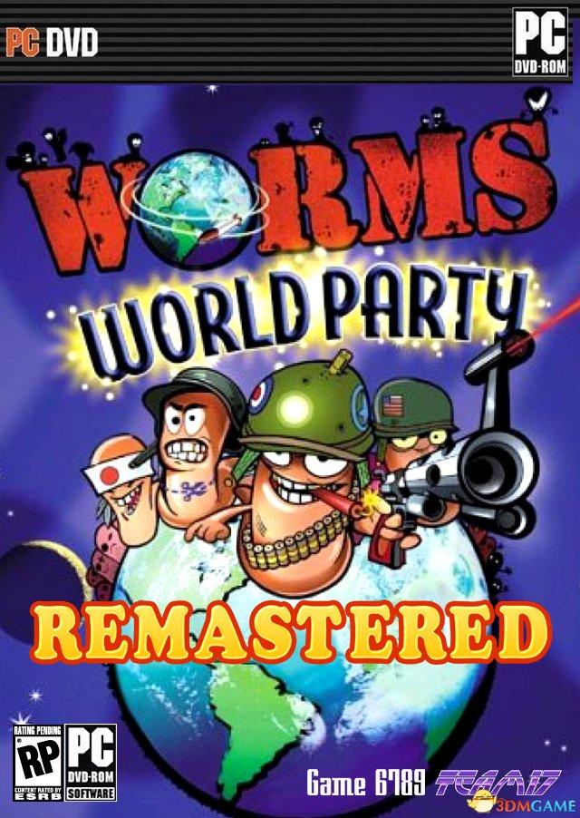 《百战天虫:世界派对重制版》FLT破解版已放出