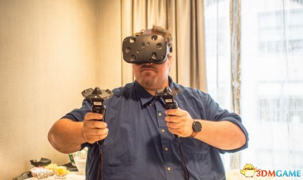 <b>HTC Vive第一手体验:它可能代表虚拟现实的未来</b>