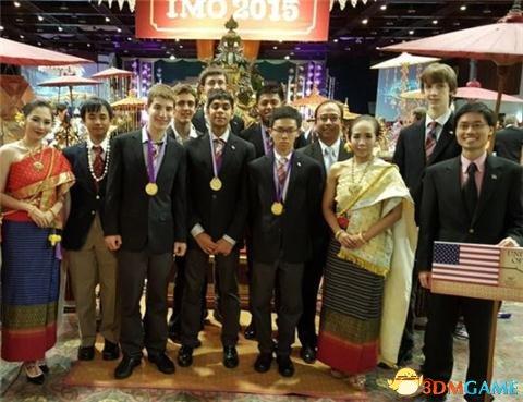 国际奥数竞赛美国队时隔21年再夺冠 中国位居亚军