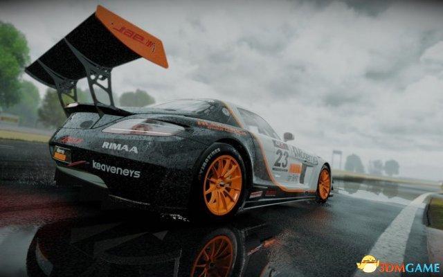 U版开发存在技术问题,赛车计划
