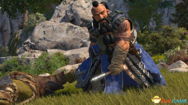 <b>全新战术RPG《矮人》公布 矮人版割草游戏来了</b>