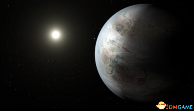 科学家首次发现绕双星运行行星系统