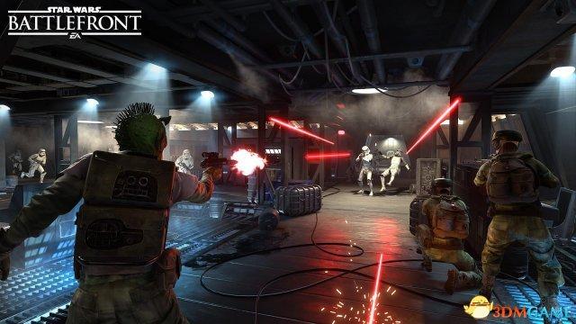 《星球大战:前线》霸权模式澄清 不是10分钟就结束