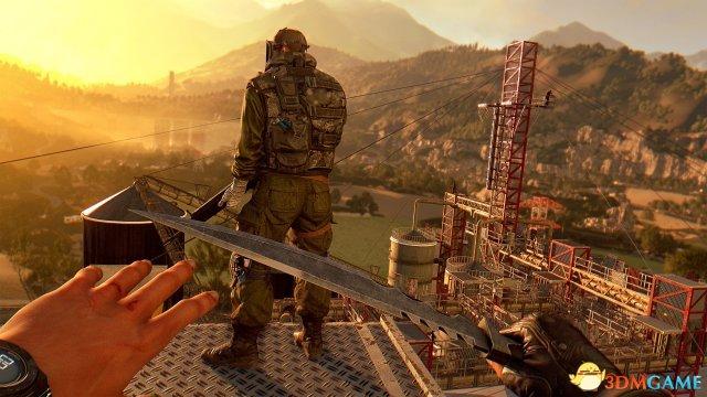 《消逝的光芒》大型剧情DLC细节 首批截图公布