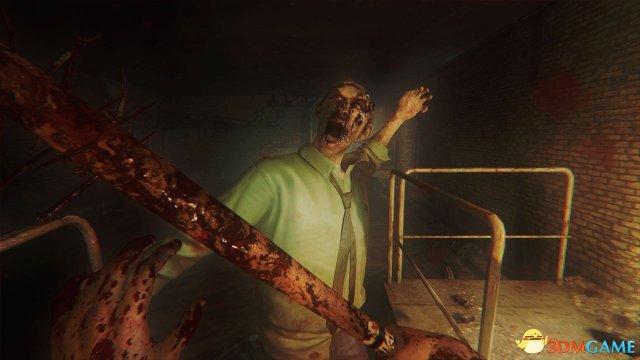 《僵尸》PC移植版将增加近战武器 砍掉多人游戏