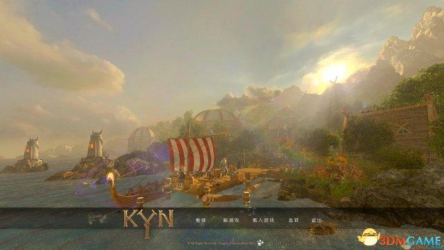 炎炎夏日中的一丝清凉 《Kyn》3DM完整汉化放出