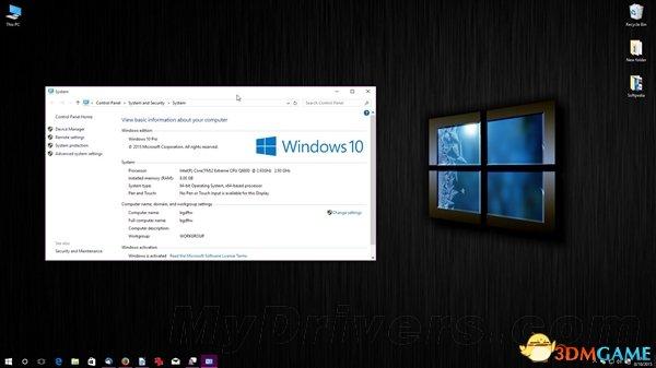<b>Windows 10真是大良心!升级后无限重装 自动激活</b>