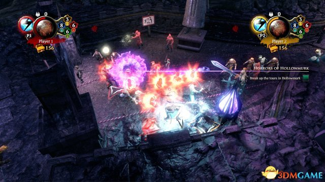 《霸王:邪恶联盟》配置要求公布 2G内存便可开砍