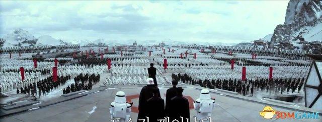 《星球大战7》电影新预告 暴风兵全员集结场面震撼