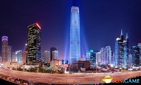 美媒称北京面积10年增大4倍 冬季气温平均上升4度