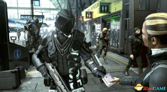 《杀出重围:人类分裂》新细节与新游戏模式公布
