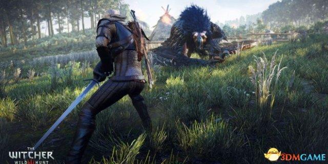 《巫师3》免费DLC已经完结 白狼冒险在金秋再启程