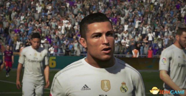 《FIFA 16》将迎来颠覆式革新 还原最真实球场体验