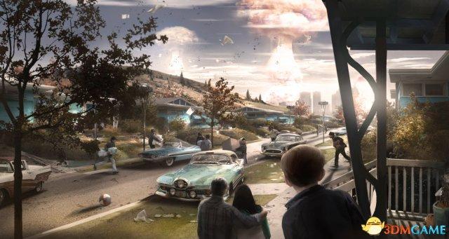 会是核弹级吗?《辐射4》PC配置要求10月才公布