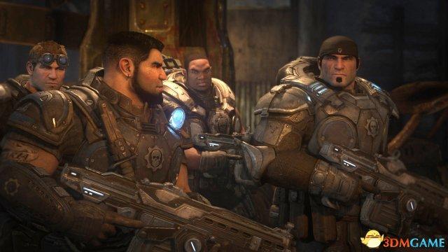 接近满分 《战争机器:终极版》首批媒体评分公布