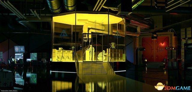 《量子破碎》光照技术逆天 海量图片展示照明对比