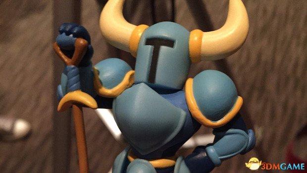 任天堂并不全权负责《铲子骑士》Amiibo的生产销
