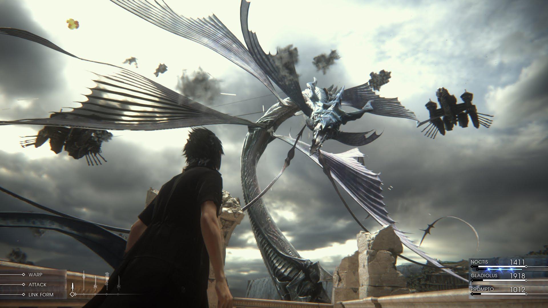 最终幻想15 4K高清材质包[PLAZA]