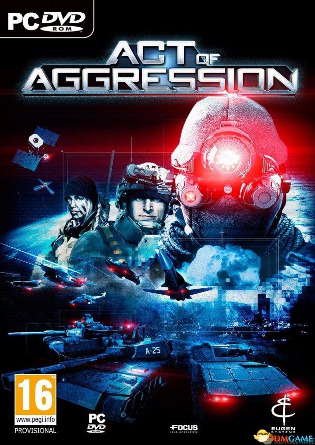 RTS《侵略行为》正式版3DM免安装破解版下载发布