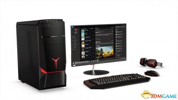 如果再有准系统就无憾了 联想今日发布新游戏PC产品