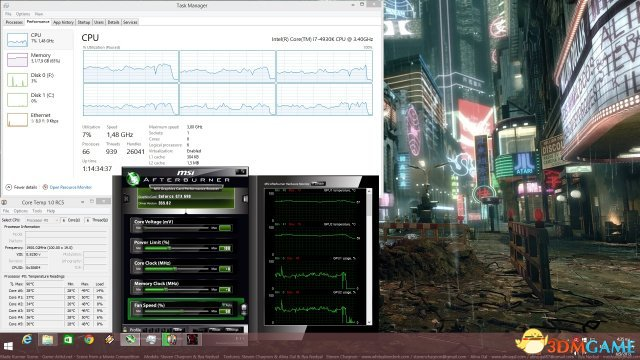 优化不错  《合金装备5:幻痛》PC性能表现分析