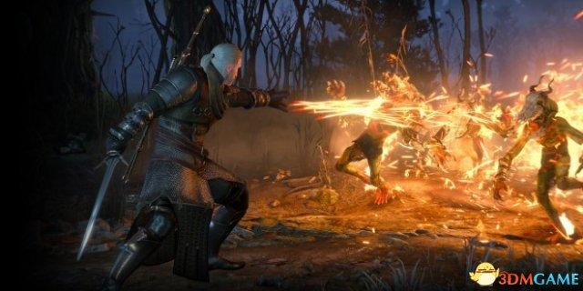 《巫师3》最新补丁内容曝光 后宫罗曼蒂克剧情调整