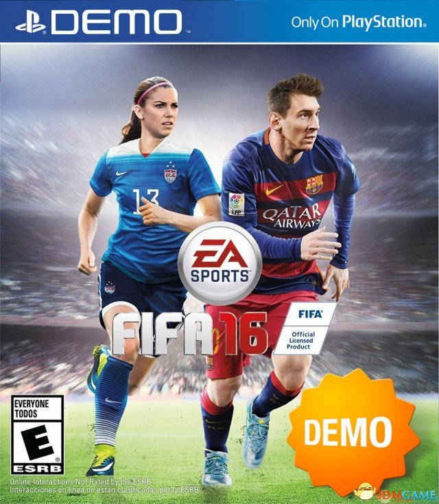 《FIFA 16》PS3试玩版下载 正式发售前的小甜点