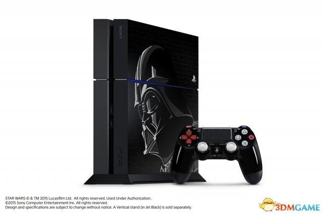 《星球大战:前线》黑武士版PS4主机套装售价曝光
