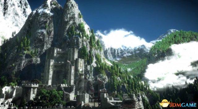 <b>《巫师3:狂猎》最新版画质MOD大幅调整光照效果</b>