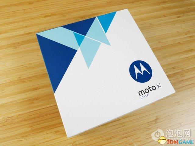 国行Moto X Style开箱图赏 感受下Moto新一代旗舰