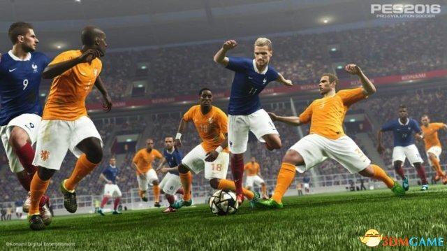 Konami:《实况足球》未来两年将超过《FIFA》