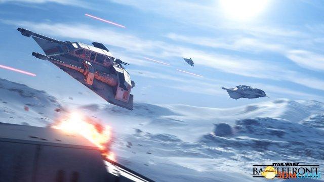 TGS:《星球大战:前线》大型40人对战模式试玩