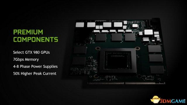 史上最强笔记本显卡发布 名字也叫GTX 980完整核心