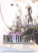 最终幻想5 3DM简体中文硬盘版