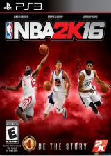 美国职业篮球NBA2K16 日版