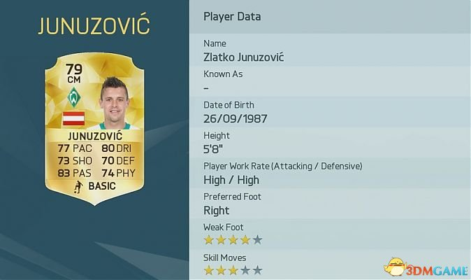 FIFA 16 十大任意球高手 FIFA16谁踢任意球最厉害