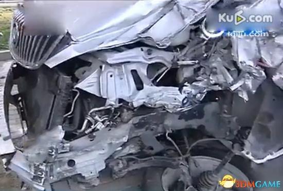 遇车祸气囊未开车毁人伤 4S店称撞击不够位置不对